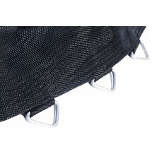 """Sunguard Jumping Surface for 14' Trampolines with 80 V-Rings for 7"""" Springs"""