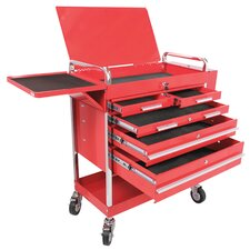 Locking Service Cart
