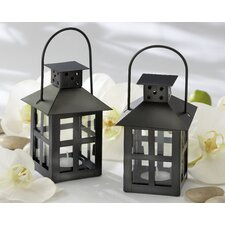 Luminous Mini-Lantern Tea Light Holder (Set of 8)