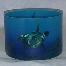 Sea Turtle Vase