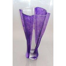 Wavy Indigo Series Vase