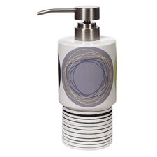 Dot Swirl Lotion Dispenser