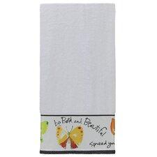 Flutterby Bath Towel