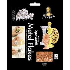Mona Lisa Metal Flakes