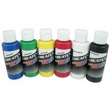 2 oz Opaque Airbrush Paint Set