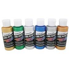 Airbrush Fluoroscent Paints (Set of 2)