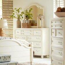 Haven 10 Drawer Dresser with Mirror