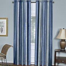 Ombre Single Curtain Panel
