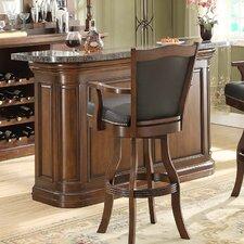 Preston Bar Set with Wine Storage