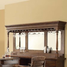 Trafalgar Back Bar Hutch Top