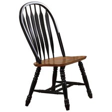 Rustic Back Side Chair (Set of 2)