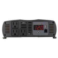 1500W Continuous / 3000W Peak Surge Power Inverter