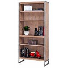 "Belmont 66"" Wood Standard Bookcase"