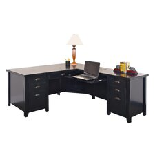 Tribeca Loft Executive Desk