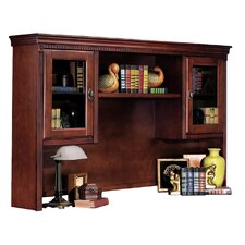 """Huntington Club Hutch Top with Pullout Light Bridge for 68"""""""