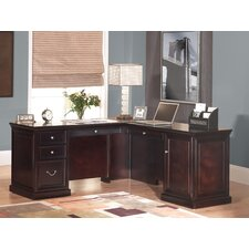 Fulton Right Hand Facing L-Shaped Executive Desk