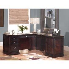 Fulton Right Hand Facing L-Shaped Executive Desk
