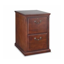 Huntington Club 2-Drawer Vertical File Pedestal