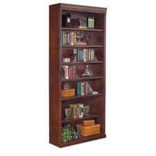 "Huntington Club Open 84"" Standard Bookcase"