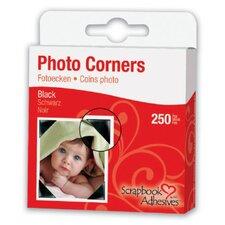 Mylar Photo Corner Adhesives (Set of 3)