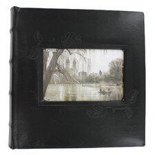 Embossed Book Photo Album