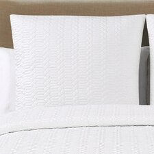 Laguna Quilted Cotton Euro Sham (Set of 2)