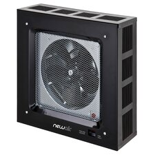 17,000 BTU Ceiling Mounted Electric Fan Compact Heater
