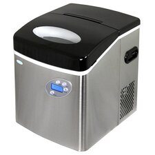 "14.25"" 50 lb. Portable Ice Maker"