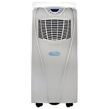 10,000 BTU Portable Air Conditioner and Heater with Remote