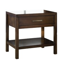 Uptown 1 Drawer Nightstand