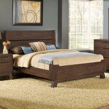 Portland Panel Bed