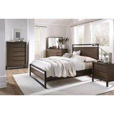 Prague Platform Customizable Bedroom Set