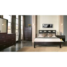 Riva Platform Customizable Bedroom Set