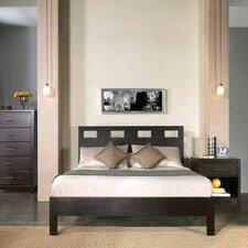 Riva Full Panel Customizable Bedroom Set