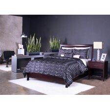 Nevis Platform Customizable Bedroom Set