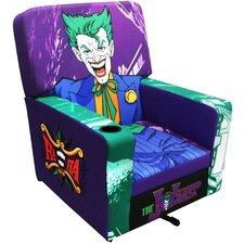 The Joker Animated Classic Villain Kids Gaming Chair