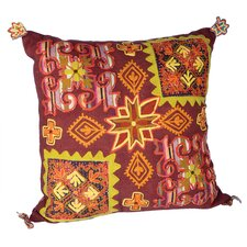 Embroidery Vintage Cloth Throw Pillow (Set of 2)