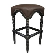 "Abacus 30"" Bar Stool with Cushion"