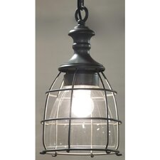 1 Light Foyer Pendant