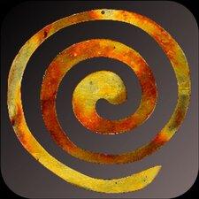 Cosmic Spiral Ornament