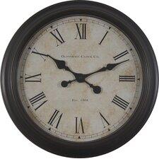"18"" Global Glenmont Wall Clock"