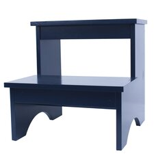 2-Step Manufactured Wood Step Stool