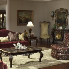 Imperial Court Coffee Table Set