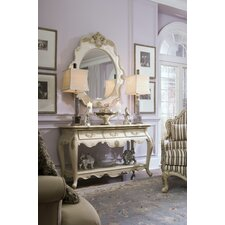 Lavelle Console Table with Mirror