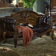 Oppulente Wooden Bedroom Bench