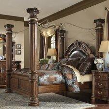 Monte Carlo II Panel Customizable Bedroom Set