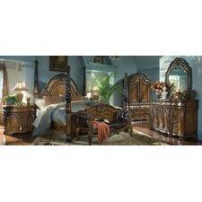 Oppulente Panel Customizable Bedroom Set