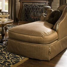 Sovereign Fabric Chaise Lounge