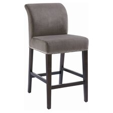 "5West 26"" Bar Stool with Cushion"