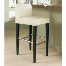 "5West Oriana 26"" Bar Stool with Cushion"